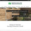 Kingsley Fencing (http://www.kingsleyfencing.co.uk)